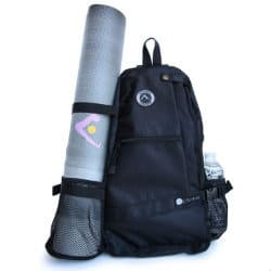 Aurorae Yoga Multi Purpose Crossbody Sling Backpack