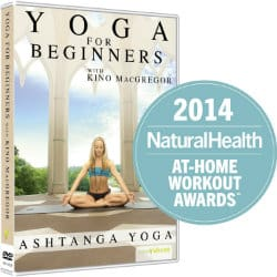 Yoga for Beginners with Kino MacGregor - Ashtanga Yoga