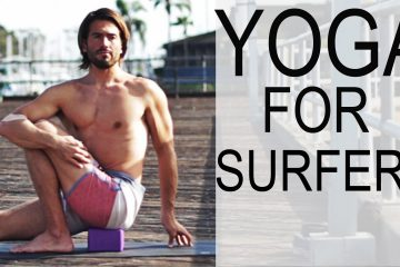 yoga routine for surfers