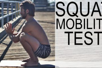 yoga squat mobility test