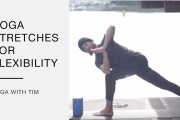yoga stretch for flexibility