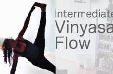 intermediate vinyasa flow