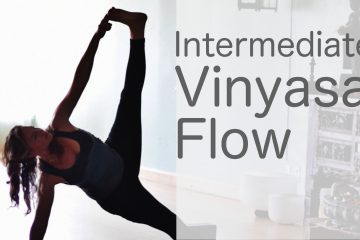 intermediate vinyasa flow