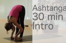Intro to Ashtanga Yoga