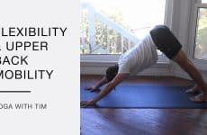 yoga routine for flexibility