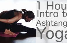 Ashtanga yoga intro