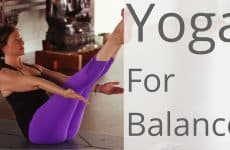 yoga routine for balance