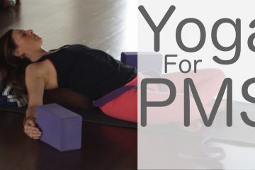 yoga routine for PMS