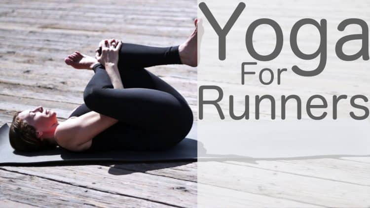 Yoga for Runners with Lesley Fightmaster [26 Min]