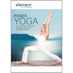 Ashley Turner, Element: Power Yoga