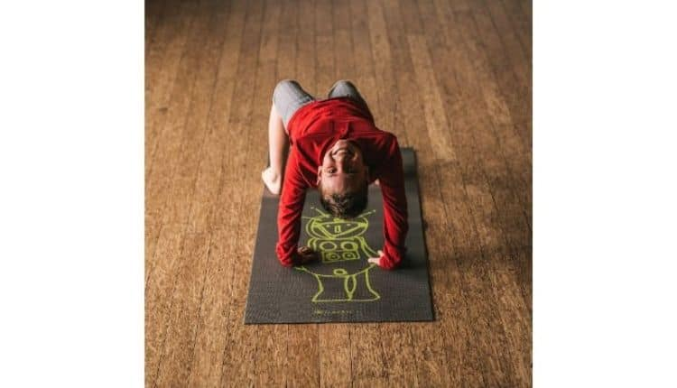 Gaiam-kids-yoga-mat-review
