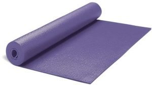 Gaiam solid yoga mat review