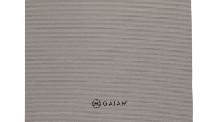 gaiam yoga mat review