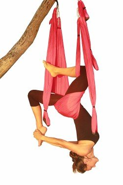 wing yoga swing