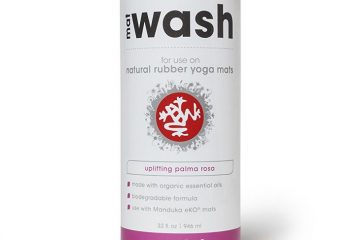 Manduka Organic Yoga Mat Cleaner review