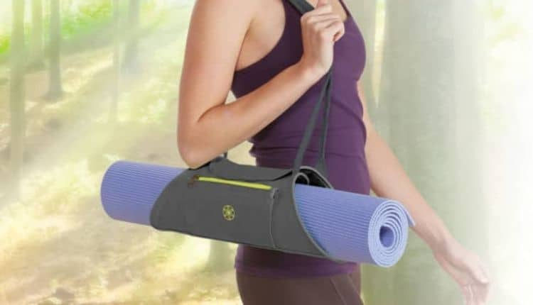 Gaiam Yoga Mat bag review