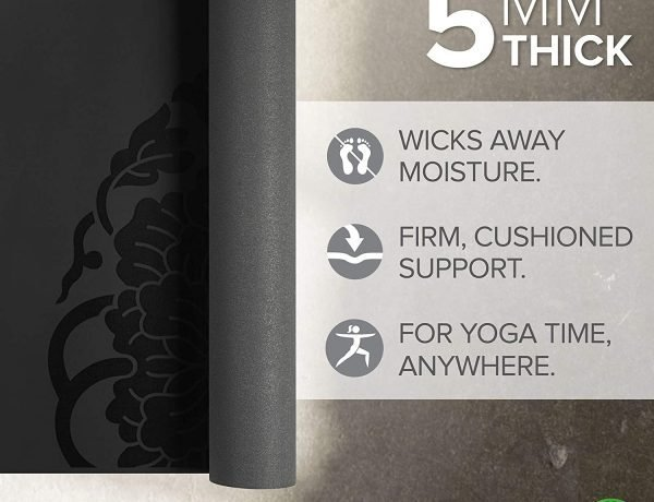 Gaiam-Sol-Dry-Grip-Yoga-Mat-for-Hot-Yoga-and-Heated-Exercises-myfreeyoga.com
