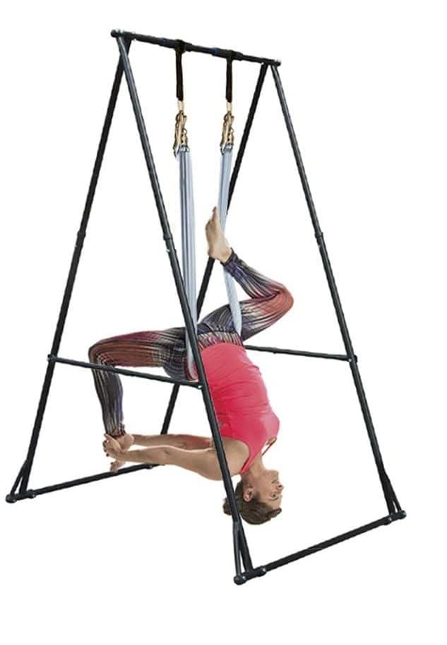 KT-Aerial-Yoga-Stand-Frame-Indoor-Outdoor-KT1.1518.-Max-Height-92.5.-Foldable-Portable-Height-Adjustable-Stable-and-Durable-Yoga-Swing-Stand-myfreeyoga.com